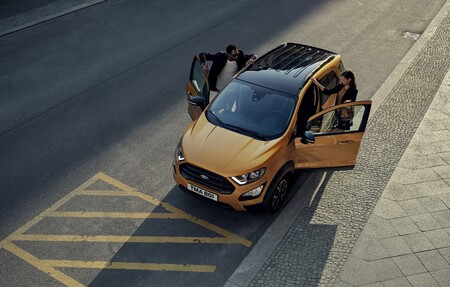 Ford Ecosport Active 2020 3
