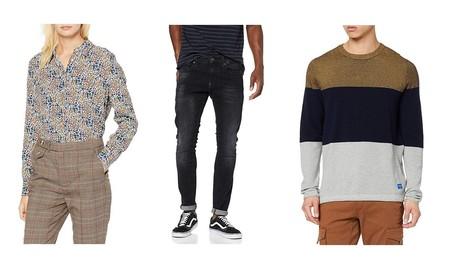 Chollos en tallas sueltas de pantalones, camisetas y sudaderas de marcas como Levi's, Superdry o Tommy Hilfiger por menos de 25 euros en Amazon