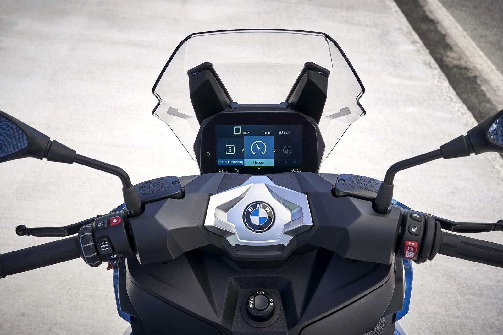 Foto de BMW C 400 X 2018 (1/37)