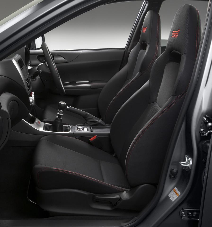 Subaru WRX STI spec C (JDM)