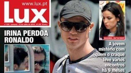 ¡Ya ponen cara a la supuesta madre del hijo de Cristiano Ronaldo!