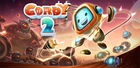 Cordy 2, su nueva aventura ya disponible en Google Play