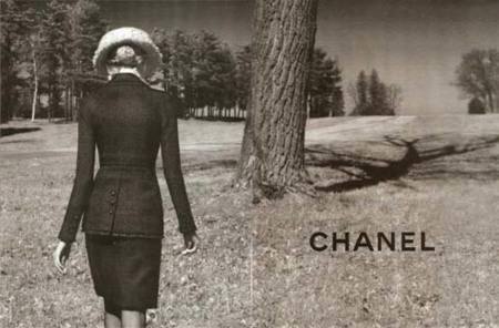 Chanel, campaña Otoño-Invierno 2009/2010 II