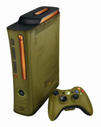 [E3] XBox 360 Halo 3 edition