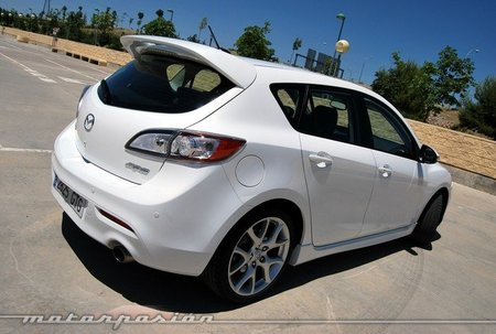 Mazda3 MPS, prueba (parte 4)