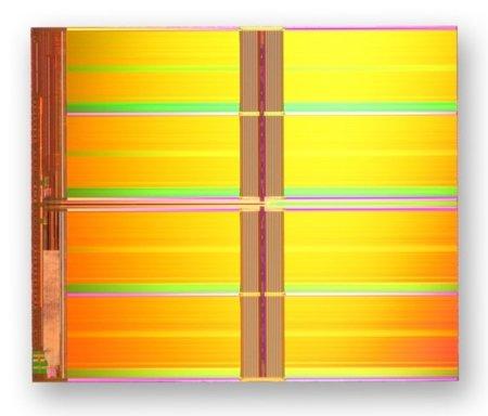 Intel 20nm NAND memory