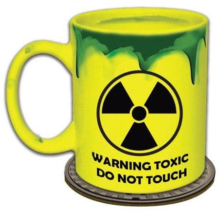 La taza tóxica