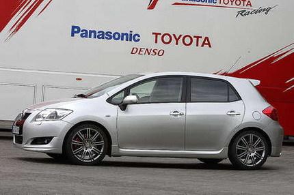 Toyota Auris Sports Study