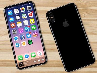 El HomePod sigue soltando la lengua sobre el próximo iPhone 8: barra de estado dinámica, botón Home virtual y sin Touch ID