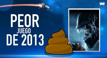 Peor juego del año 2013 según los lectores de VidaExtra: 'Aliens: Colonial Marines'