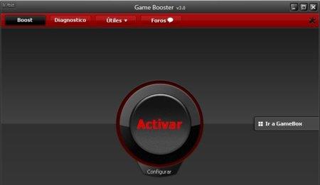 Game Booster 3.0, mejorar el rendimiento de nuestro equipo para los juegos
