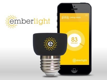 Emberlight, o cómo hacer inteligente cualquier bombilla de nuestro hogar