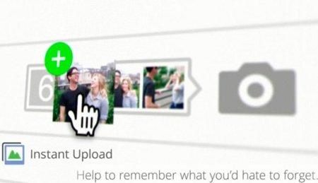 Google+ Instant Upload ya está disponible para iOS en la nueva versión de la aplicación