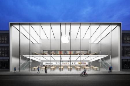 Imagen de la semana: la nueva tienda de Hangzhou ya está abierta, y es impresionante