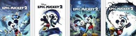 Filtrado el desarrollo de 'Epic Mickey 2' y sus novedades