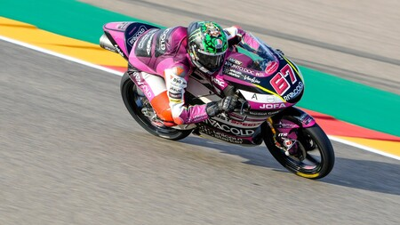 Surra Aragon Moto3 2021