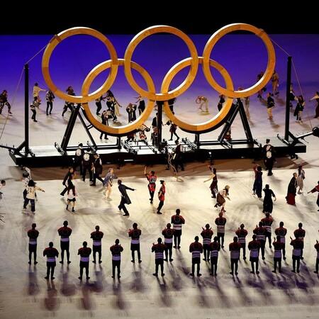 Esta es la emocionante historia detrás de los anillos olímpicos de madera que podemos ver en los Juegos Olímpicos de Tokyo 2020