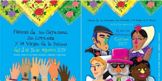 San Cayetano San Lorenzo Y La Paloma