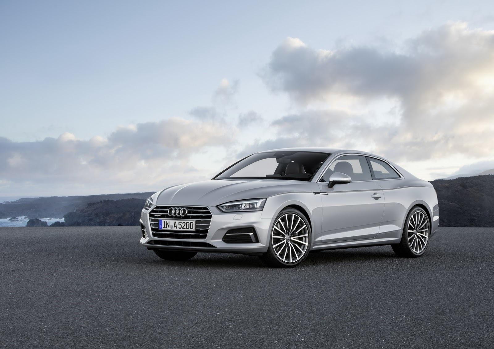 Foto de Audi A5 y S5 2017 (31/32)