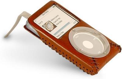 Cambio, funda de piel para el iPod 5G
