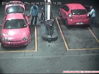 """Nueve vídeos de """"sinpas"""" a la fuga en gasolineras: los listos, los malos y los muy malos"""