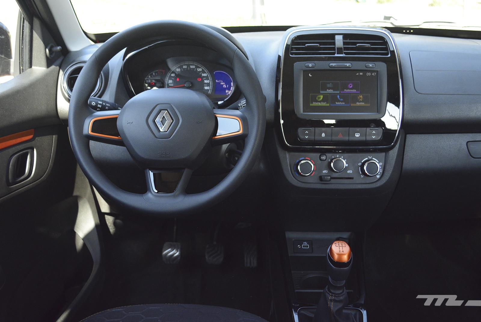 Foto de Renault Kwid (prueba) (9/20)
