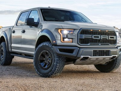 Ford comenzará a vender la Raptor en China, ahora será tres veces más barato tener una