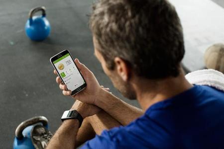 Galaxy S5 S Health 3.0