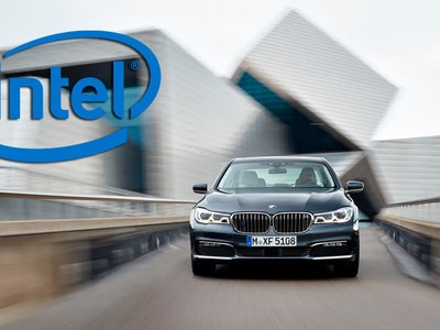 Intel ya está lista para asaltar el mercado de los coches autónomos con una flota de 100 BMW nivel 4