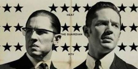 Cuando conviertes una mala crítica en promoción para tu película: el caso de 'Legend' y su ingenioso póster