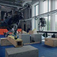 Así se ve Atlas haciendo parkour: el robot de Boston Dynamics alcanza niveles de agilidad que muchos humanos no podemos