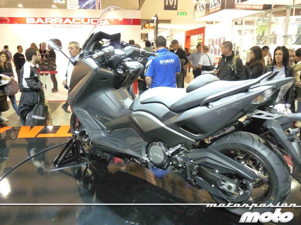 Yamaha T-Max 2012, EICMA 2011