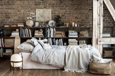 Mi casa es low-cost pero trendy, por eso se viste de H&M