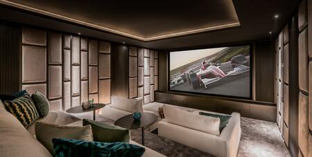Villa Casablanca Sala De Cine 1