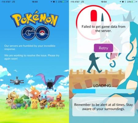 Pokemon Go Bloqueo