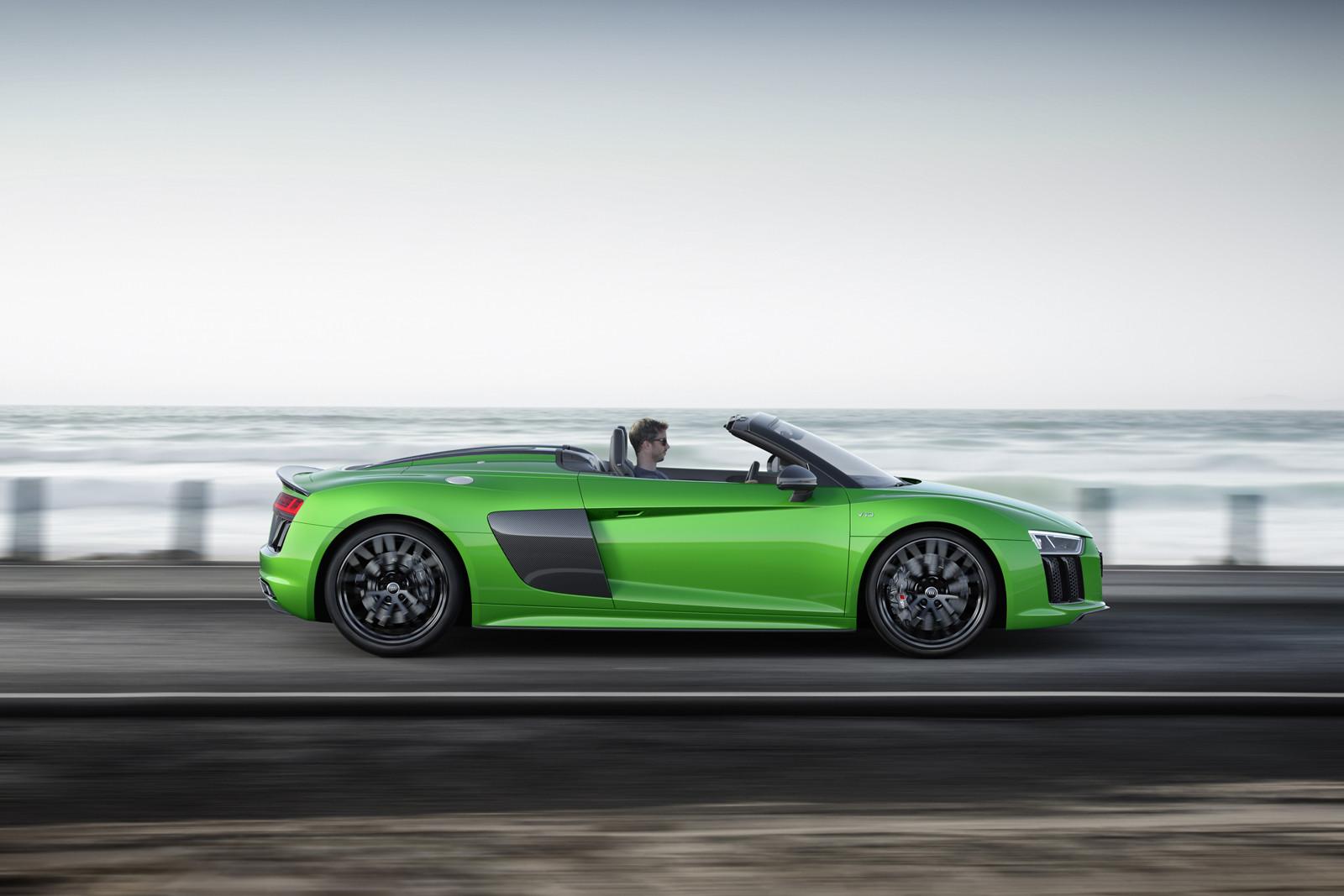 Foto de Audi R8 Spyder V10 Plus (5/10)