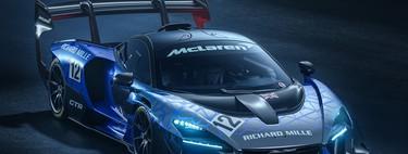 McLaren Senna GTR, el superauto se transforma para dominar la pista