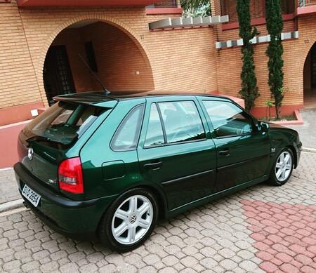 Volkswagen Pointer Turbo Historia Caracteristicas Fotos 1