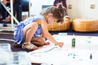 Mayhem, la niña de 4 años que diseña para J.Crew