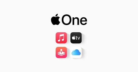 Apple One ya está disponible en México: un único pago de 165 pesos al mes para almacenamiento, música, videojuegos y series originales