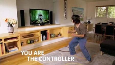 Los kits de desarrollo de 'Project Natal' ya se están enviando, los del Sony Motion Controller no