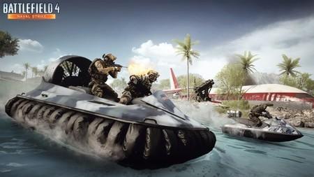 Battlefield 4: Naval Strike sale por fin en Xbox One con parche incorporado