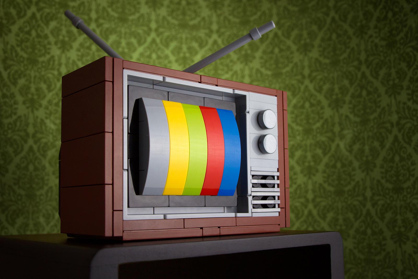 Foto de Modelos Lego de tecnología retro (3/8)