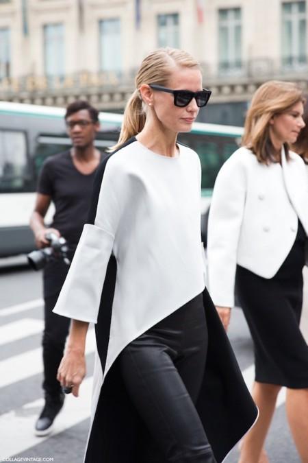 Tendencias Otoño-Invierno 2013/2014: el blanco y negro jamás pasará de moda