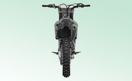 Honda Crf450 R 2021 Patentes