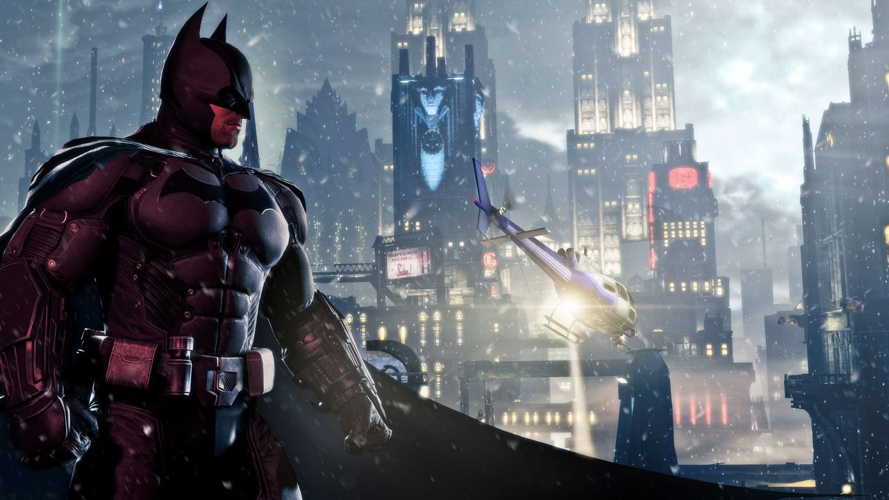 200513 - Batman: Arkham Origins