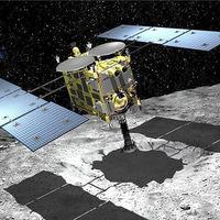 La sonda Hayabusa 2 por fin ha tomado tierra en el asteroide Ryugu: otra minera espacial en busca de muestras y datos