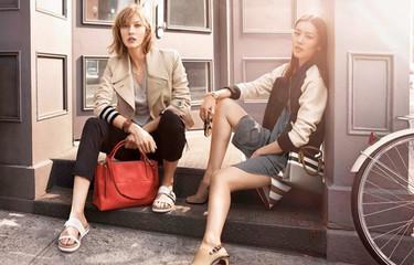 ¿Cómo crece una marca de lujo como Coach? Con Karlie Kloss, Liu Wen y Freja Beha Erichsen