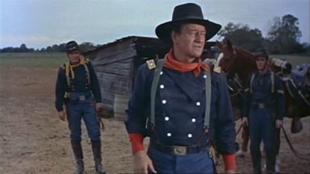 Western: 'Misión de audaces' de John Ford