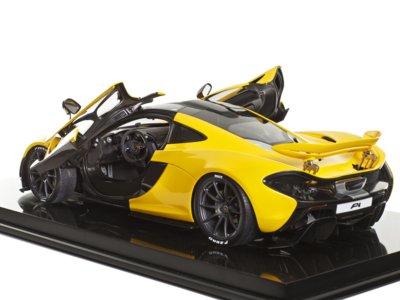 Todavía quedan McLaren P1...en miniatura